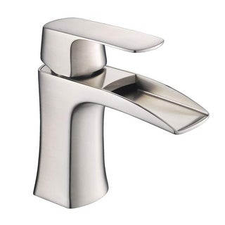 Eviva Lulu One Handle Bathroom Faucet