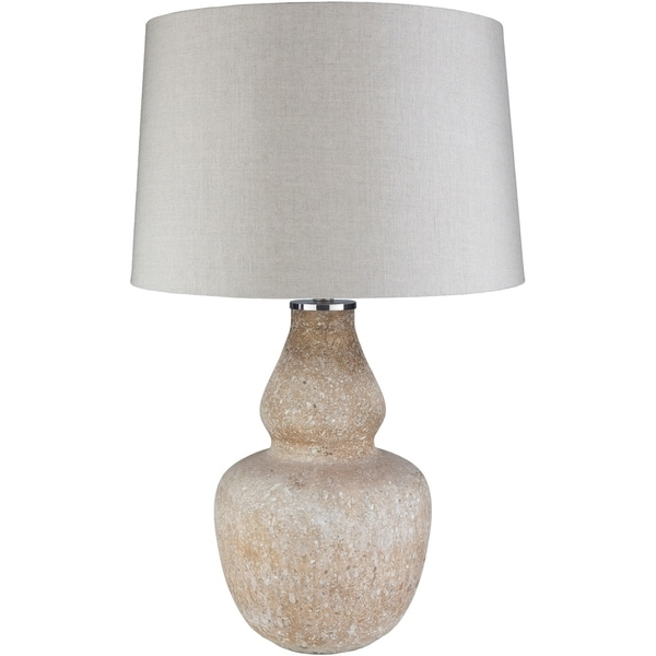 Cookman 29 in. Gold Updated Traditional Table Lamp