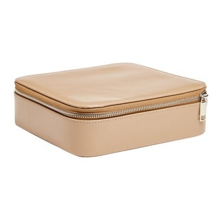 Mele & Co. Gracie Travel Jewelry Case in Faux Leather