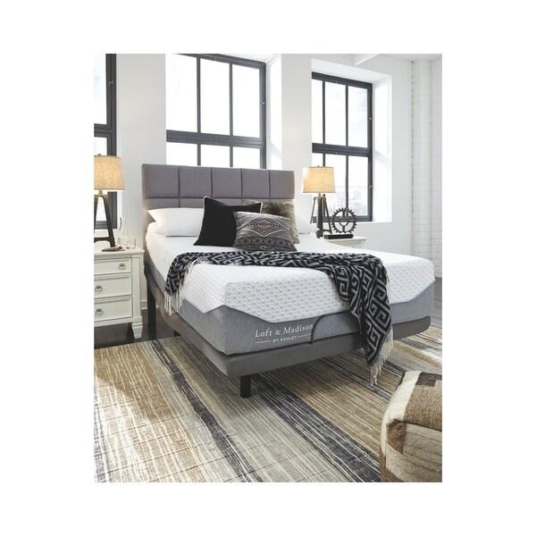 Loft And Madison 15 Plush Mattress Ashley Sleep 1 Reviews: Shop Signature Design By Ashley Loft And Madison 15 Plush