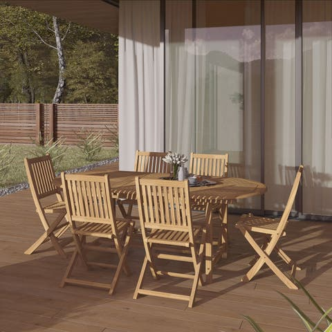 Drexel Heritage Outdoor Furniture Teak