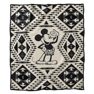 Pendleton Disney's Mickey's Salute Blanket - Twin