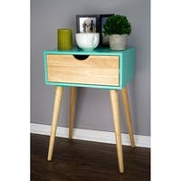 Euro 1-Drawer End Table