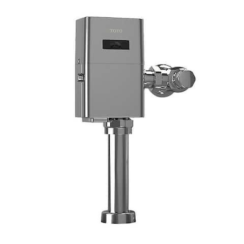 "Toto EcoPower High-Efficiency Urinal Flush Valve - 0.5 GPF (1-1/4"" V.B. Set), Polished Chrome"