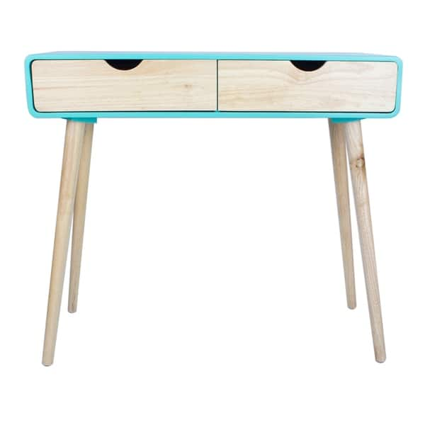 Wondrous Shop Euro 2 Drawer Console Table On Sale Free Shipping Machost Co Dining Chair Design Ideas Machostcouk