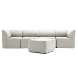Big Joe Orahh Modular Outdoor Sectional, 5 piece