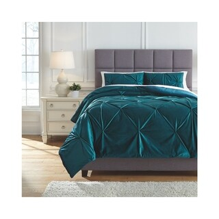 Signature Design by Ashley Meily Comforter Set