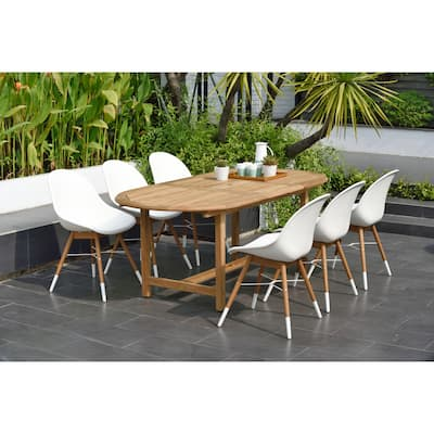 White Outdoor Dining Sets Online At Our Best
