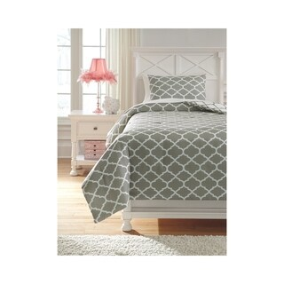 Signature Design by Ashley Media Comforter Set