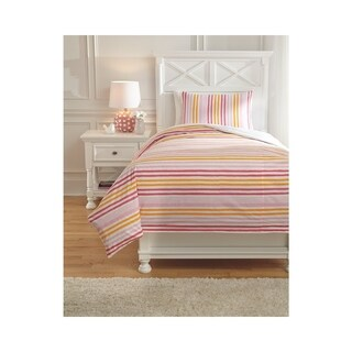 Signature Design by Ashley Genista Duvet Cover Set