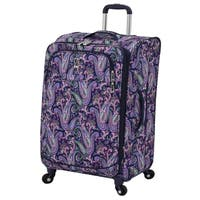 London Fog Soho 25-inch Expandable Spinner Suitcase