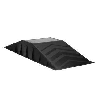 Black Skateboard Ramp