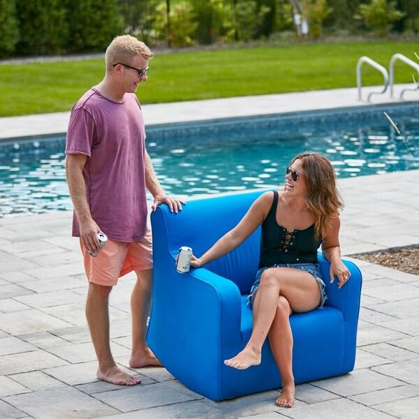 Big Joe Mobilitë Indoor/Outdoor Rocking Chair. Opens flyout.