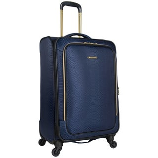 Aimee Kestenberg Parker 24-inch Lightweight Jacquard Expandable Upright Suitcase