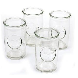 Yorkshire 16 Oz. Cooler Glass 4 Piece Set