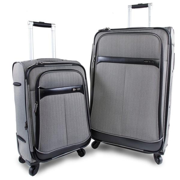 dcb0f6307 Shop Perry Ellis Marquis 2-piece Spinner Luggage Set - Free Shipping ...