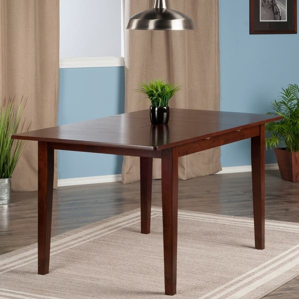 Anna Dining Table W Extension Top Free Shipping