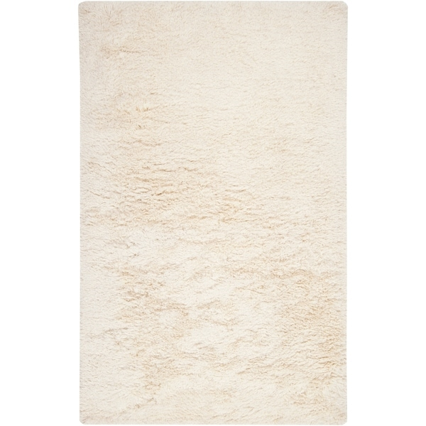 The Curated Nomad Baden New Zealand Wool Soft Shag Area Rug