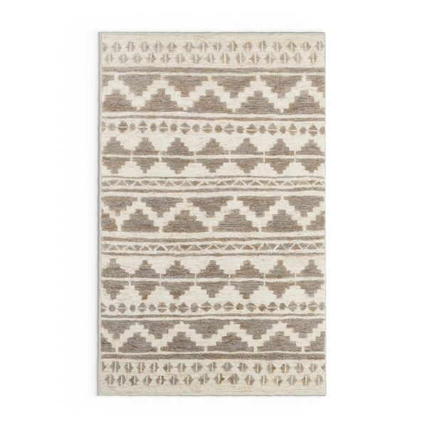 Chevron Hand Woven Rug: Shop The Curated Nomad Rockaway Chevron Hand-woven Jute