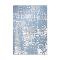 Carbon Loft Torricelli Distressed Abstract Area Rug - 7'10 x 10'2