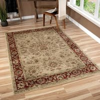 Copper Grove Gouraud Border Area Rug