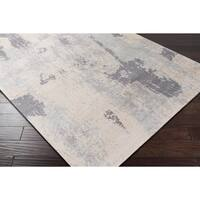 Carbon Loft Rosheim Abstract New Zealand Wool and Nylon Blend Area Rug - 8' x 11'