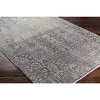 Carbon Loft Gagnan Handmade Wool Area Rug (8' x 10')