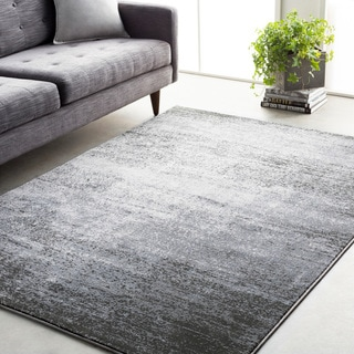 Carbon Loft Baekeland Faded Abstract Area Rug - 2'3 x 7'10