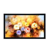 """100"""" 16:9 HD Projector Screen Fixed Frame 4K HDTV Multi Aspect Ratio Home Theater"""