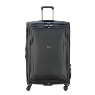 "DELSEY Paris Cruise Lite Softside 29"" Expandable Hardside Spinner Suiter Trolley Suitcase"