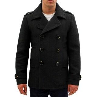 Seduka Men's Jacket - Contemporary, Casual, Sportswear Peacoat (4 options available)