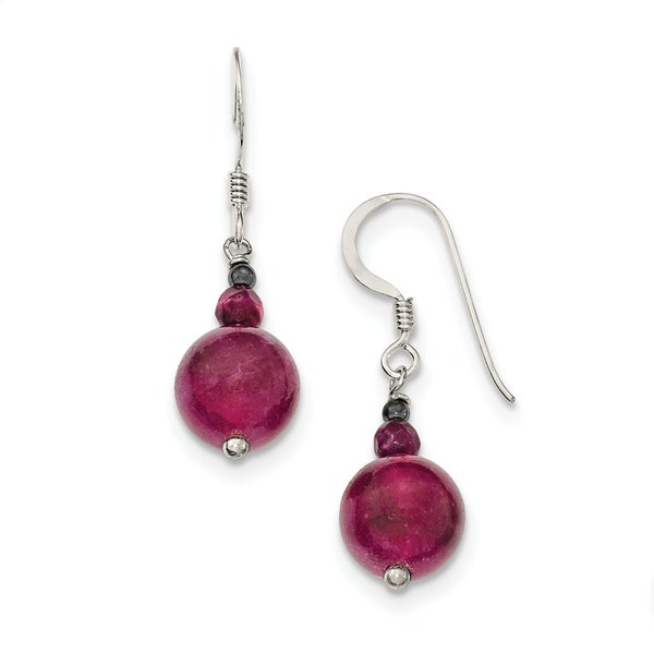 new natural aaa earrings of oblong lt jade purple from com china peking post dangle dhgate product
