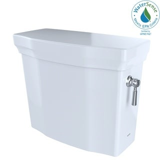 Toto Promenade® II 1.28 GPF Toilet Tank with Right-Hand Trip Lever ST403ER#01 Cotton White