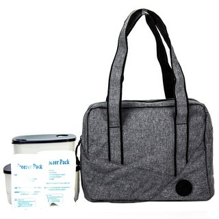 Body Glove Largo Large Lunch Tote Grey