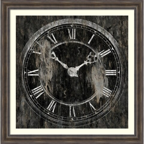 Framed Art Print 'Test of Time II' by Edward Selkirk 46 x 46-inch