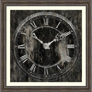 Framed Art Print 'Test of Time II' by Edward Selkirk 46 x 46-inch