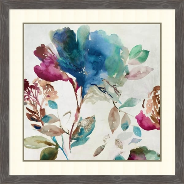 4ea261d3cde Shop Framed Art Print  Blossoming I  by Asia Jensen 35 x 35-inch ...