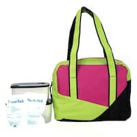 Body Glove Largo Large Lunch Tote Pink Multi