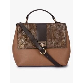 Handmade Phive Rivers Women's Brown Leather Handbag (Italy)
