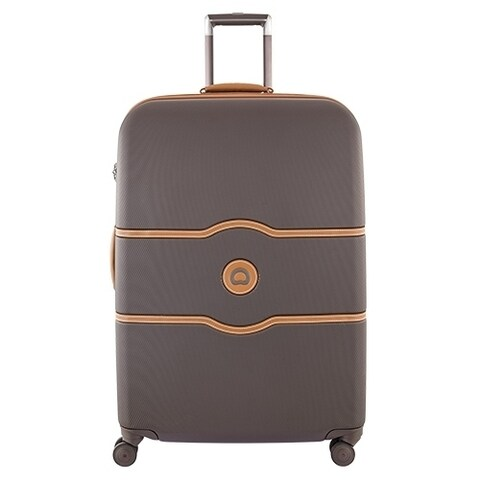 "DELSEY Paris Chatelet Hard Plus 28"" 4 Wheel Spinner Suitcase"