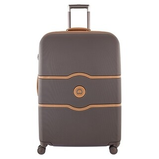 "DELSEY Paris Chatelet Hard+ 28"" 4 Wheel Spinner Suitcase"