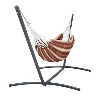 Classic Accessories Montlake Fadesafe Brazillian Hammock with Steel Stand (More options available)