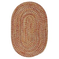 Cameron Tweed Rusted Sapphire Area Rug - 2' x 3'