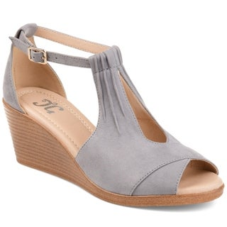 5b7cb881ff Buy Women's Wedges Online at Overstock | Our Best Women's Shoes Deals