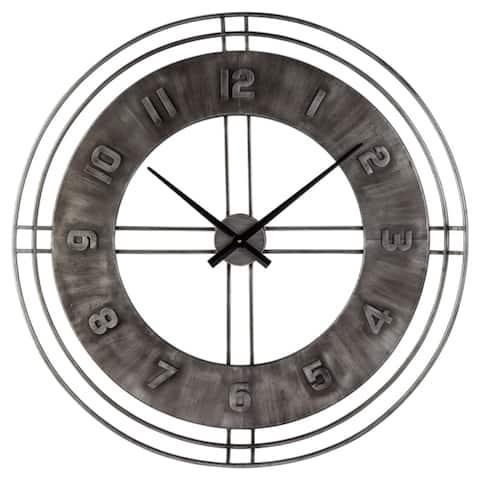 "Ana Sofia Wall Clock - 35.75"" W x 3"" D x 35.75"" H"