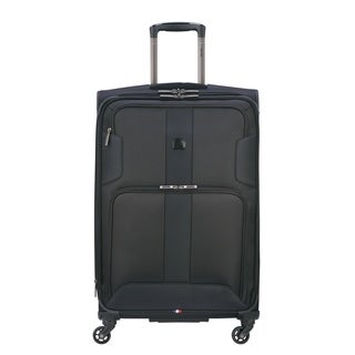 "DELSEY Paris Sky Max 25"" Expandable Spinner Upright Suitcase"
