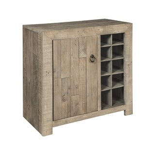 Signature Design by Ashley Forestmin Wine Cabinet - N/A