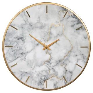 """Jazmin Wall Clock - 23.6"""" W x 2"""" D x 23.6"""" H"""