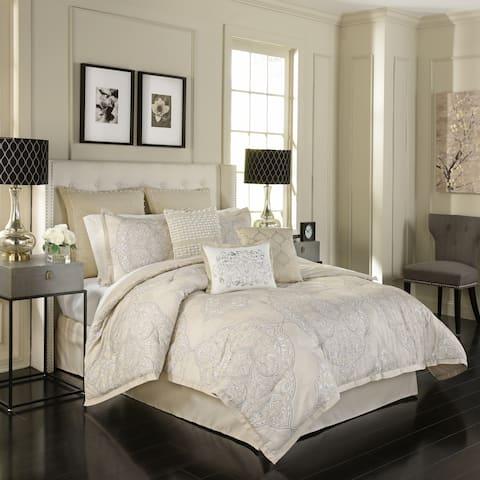 Beautyrest Pemberly Comforter Set - Beige