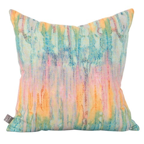 "20"" x 20"" Pillow Aurora Pacific"